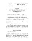 Nghị định số 03/2013/NĐ-CP