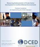 Economic benefits of standardization Summary of results Final report and practical examples