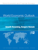 World Economic outlook 2012: Growth Resuming, Dangers Remain