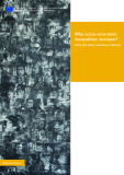Why socio-economic  inequalities increase? Facts and policy responses in Europe