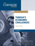 TUNISIA'S   ECONOMIC  CHALLENGES
