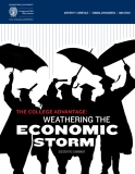 THE COLLEGE ADVANTAGE: WEATHERING THE ECONOMIC STORM 2012