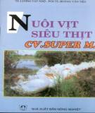 Nuôi vịt siêu thịt C.V Super M - Nxb Nông Nghiệp
