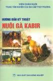 Kinh nghiệm nuôi gà Kabir