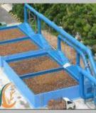 Xử lý khí thải bằng công nghệ biofilter với giá thể vỏ dừa