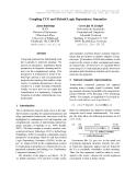 """Báo cáo khoa học: """"Coupling CCG and Hybrid Logic Dependency Semantics"""""""