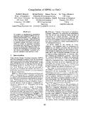 """Báo cáo khoa học: """"Compilation of HPSG to TAG*"""""""
