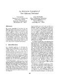 "Báo cáo khoa học: ""An Alternative Conception of Tree-Adjoining Derivation*"""