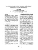 """Báo cáo khoa học: """"CONSTRAINT PROJECTION: AN EFFICIENT TREATMENT DISJUNCTIVE FEATURE DESCRIPTIONS """""""