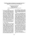 """Báo cáo khoa học: """"AN EMPIRICAL STUDY ON THEMATIC KNOWLEDGE ACQUISITION BASED ON SYNTACTIC CLUES AND HEURISTICS"""""""