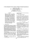 "Báo cáo khoa học: ""A New Statistical Parser Based on Bigram Lexical Dependencies"""