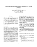 """Báo cáo khoa học: """"Linear Context-Free Rewriting Systems and Deterministic Tree-Walking Transducers*"""""""