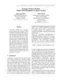 """Báo cáo khoa học: """" Teaching a Weaker Classifier: Named Entity Recognition on Upper Case Text"""""""