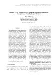 """Báo cáo khoa học: """" Thumbs Up or Thumbs Down? Semantic Orientation Applied to Unsupervised Classification of Reviews"""""""