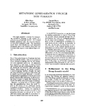 "Báo cáo khoa học: ""METAPHORIC GENERALIZATION THROUGH SORT COERCION"""