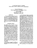 "Báo cáo khoa học: ""A CONNECTIONIST PARSER FOR STRUCTURE UNIFICATION GRAMMAR"""