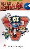 Cậu bé siêu nhân (Fujiko F. Fujio) Tập 4