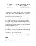 Thông tư số 10/2013/TT-BTC