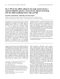 Báo cáo khoa học:  The 3¢-UTR of the mRNA coding for the major protein kinase C substrate MARCKS contains a novel CU-rich element interacting with the mRNA stabilizing factors HuD and HuR