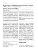 Báo cáo khoa học:  Monomeric molten globule intermediate involved in the equilibrium unfolding of tetrameric duck d2-crystallin