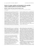 Báo cáo khoa học: Kinetics of enzyme acylation and deacylation in the penicillin acylase-catalyzed synthesis of b-lactam antibiotics