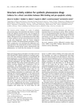 Báo cáo khoa học: Structure–activity relation for synthetic phenoxazone drugs Evidence for a direct correlation between DNA binding and pro-apoptotic activity