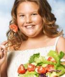 Chế độ ăn kiêng cho trẻ Tăng động giảm chú ý