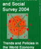 World Economic and Social Survey, 2004**