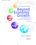 WBI LEARNING RESOURCES SERIES: Beyond  Economic  Growth An Introduction to  Sustainable Development An Introduction to  Sustainable Development