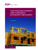 The housing MarkeT  and Canada's   eConoMiC reCovery
