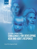 The Global economic crisis   challenGes for DevelopinG   asia anD aDb's response