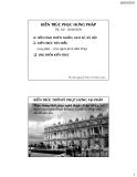 Kiến trúc phục hưng Pháp