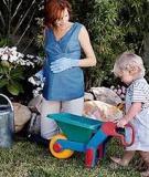 5 cách để bé vui làm việc nhà