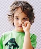 8 thói quen cực xấu của trẻ