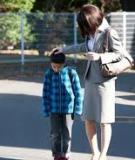 Khi trẻ sợ đến trường