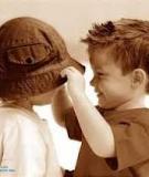 Những cách cư xử cha mẹ nhất thiết phải dạy con
