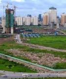 Quy hoạch sử dụng đất đai