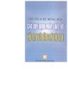 Ebook Chỉ dẫn và hệ thống hóa các quy định pháp luật về hộ tịch và đăng ký hộ tịch - LG. Thái Hoạt
