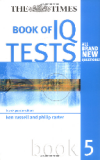 Book of IQ  tests russell
