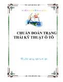Ebook Chuẩn đoán trạng thái kỹ thuật ô tô - Hải Tùng & Châu Thành