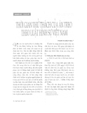 Báo cáo về 'Nguyên tắc toàn quyền của nhân dân trong mối quan hệ giữa Nhà nước và công dân dưới CNXH '
