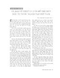"""Báo cáo """"Ưu đãi về thuế và vấn đề thu hút đầu tư nước ngoài tại Việt Nam """""""