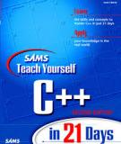 Teach Yourself C++ in 21 Days, Second Edition