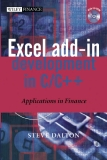 Excel Add-in Development in C/C++: Applications in Finance