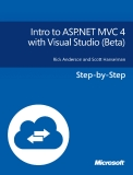 Intro to ASP.net MVC 4 With Visual Studio