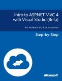 Intro to ASP.net MVC 4 With Visual Studio