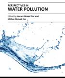 PERSPECTIVES IN WATER POLLUTION