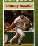 Baseball Superstars Johnny Damon