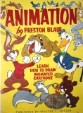 ANIMATION BY PRESTON BLAIR