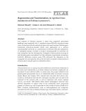Regeneration and Transformation via Agrobacterium tumefaciens of Echinacea purpurea L.